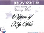 American Cancer Society - Relay for Life!